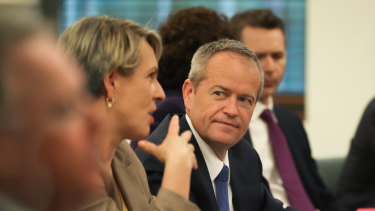Shorten and his shadow cabinet misjudged the middle ground.