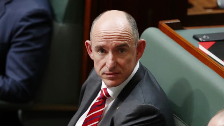 Assistant Treasurer Stuart Robert wants APRA to crack down on misconduct in the sector.