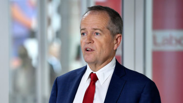 Bill Shorten has spoken about the importance of technical education,  calling TAFE the 'institution of the second chance'.