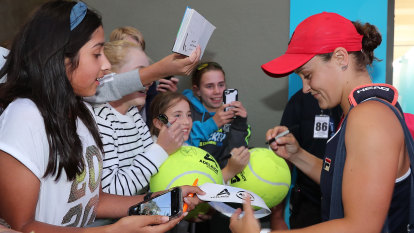 'Too short to make it': Barty silences doubters on road to No.1