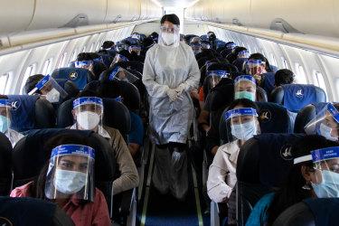 buddha air face masks