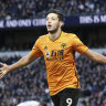 Wolves deal Spurs a top-four blow, Manchester United and Everton draw