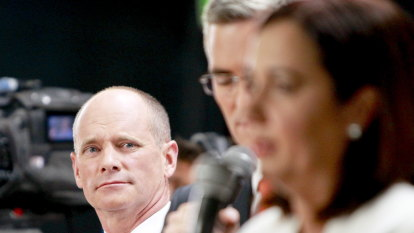 Newman promises to bring 'blowtorch' to federal Senate ... if he runs