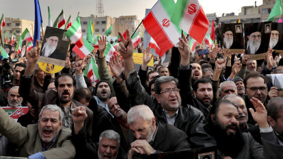 Iran admits it shot and killed 'rioters', but won't say how many