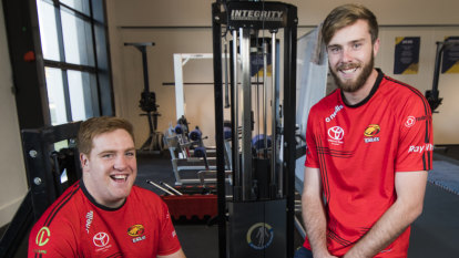 'I'll be pinching myself for two years': Hansen, Ross get dream debut