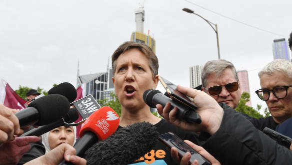Fair Work Ombudsman rejects accusation of bias before ACTU rallies