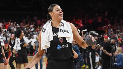 Liz Cambage set to miss 2020 WNBA season