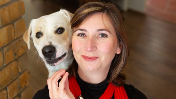 Meet the RSPCA ACT's new CEO (and her dog)
