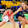 Vixens stamp their authority on top spot as Swifts stumble