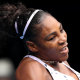 Serena Williams takes to the court, puts on brutal display in opening set