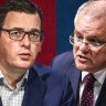 The Andrews-Morrison bromance is heading for an ugly break-up