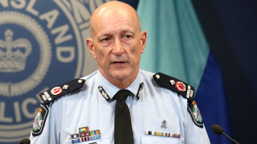 Queensland deputy police commissioner Steve Gollschewski said they would take a common sense approach to new rules.