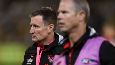 The pressure is on for John Worsfold.