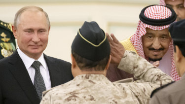 The deal, for the time being, brings to an end the price war between Russia and Saudi Arabia