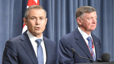 Health Minister Roger Cook hasannounced an expert panel to draft WA's new euthanasia and assisted suicide laws will be headed by former WA Governor Malcolm McCusker.