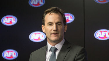 "AFL general counsel Andrew Dillon says the changes are ""common sense""."