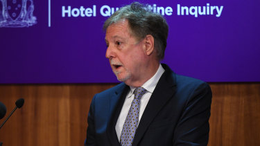 Tony Neal, QC, said evidence already before the inquiry suggests Melbourne's second surge in COVID-19 cases could be linked back to the failed hotel quarantine program.