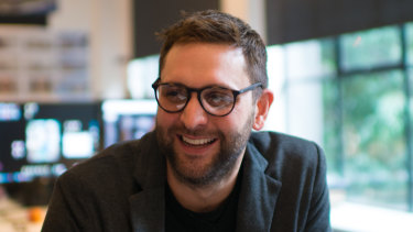 Anthony Dickens is the senior associate at international design practice Hassell.