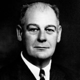 Mr Percy Christmas, Foundation Managing Director, Woolworths Limited, from 1924 to 1945.
