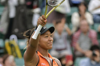 Naomi Osaka won her first title since January at home on Sunday.