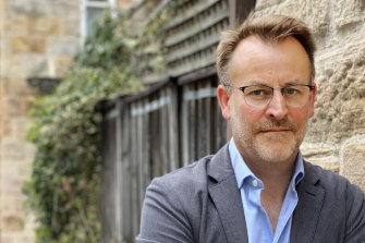 James Kellow says the impact of people working from home took the book industry by surprise.