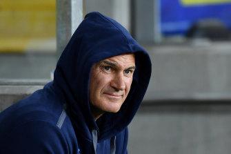 Parramatta coach Brad Arthur is under pressure to keep his job despite having board support.