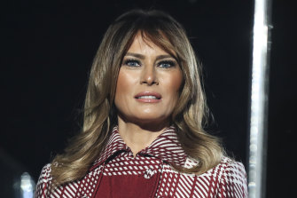 First Lady Melania Trump has largely remained silent throughout the impeachment saga.