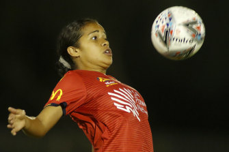 Mary Fowler is set to be granted an immediate release from Adelaide United to take up a contract with Montpellier.