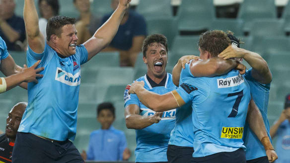 NSW Waratahs take cub pack to South Africa, Argentina