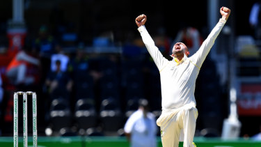 Nathan Lyon is a strong chance to pick up the Allan Border Medal.