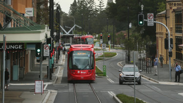 Newcastle Transport was forced to bring a reserve tram onto the tracks for the second time in 36 hours on Thursday.