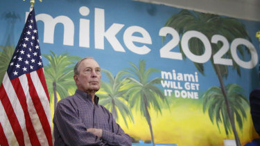 Mike Bloomberg sunk more than $US1 billion into an ill-fated run for the White House.