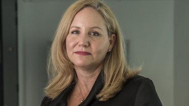 Nicole Rose, chief executive of Austrac