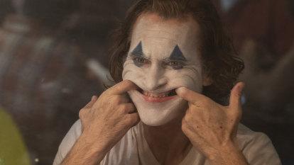 Joker sets box office record despite violence fears