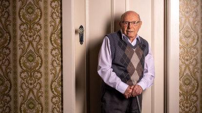A Holocaust survivor's lesson in optimism