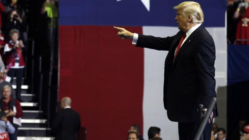 Donald Trump: 'I'm a Nationalist'