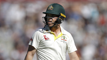Marcus Harris was among a number of Australian batsmen who failed to cement their place in the line-up.