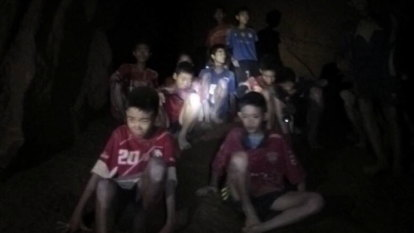 Gripping new documentary goes behind the scenes of the Thai cave rescue