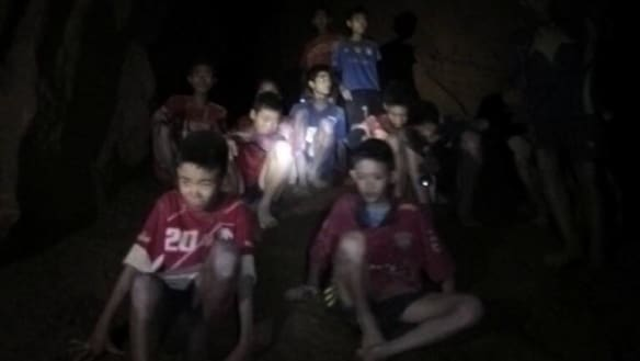 'We didn't expect all 13 out alive': Inside the Thai cave rescue
