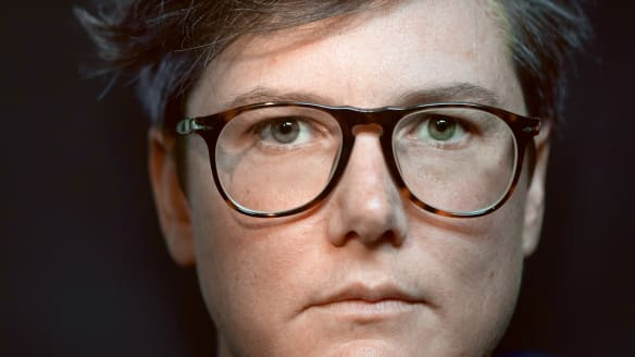 The great Hannah Gadsby rewrites the rules of comedy