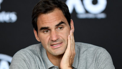 'Three per cent': How Federer rated his chances at beating Djokovic