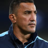 Scott Wisemantel favourite to replace Gibson at Tahs helm