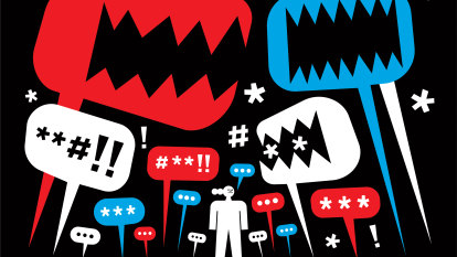 Social discord: online communities are supposed to bring people together, so why do they often tear us apart?