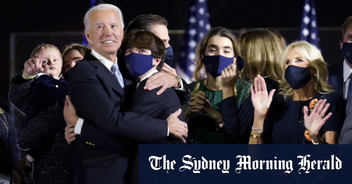 Meet the Bidens America's new 'first family' – Sydney Morning Herald