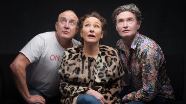Dave Hughes, Jimeoin and Fiona O'Loughlin all have their own way of keeping things fresh in the comedy business.