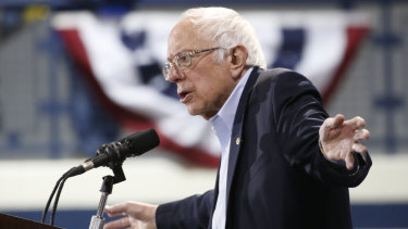 The fear is that Bernie Sanders will be a disaster for the Democrats.