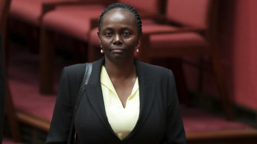 "Lucy Gichuhi said she would ""absolutely"" use parliamentary privilege to name names."
