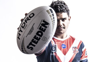 Latrell Mitchell's future remains at the crossroads.