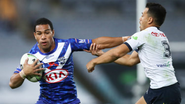 Respectful: Will Hopoate doesn't force his Christian views on others.
