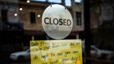 Tens of thousands of small businesses face an uncertain future.